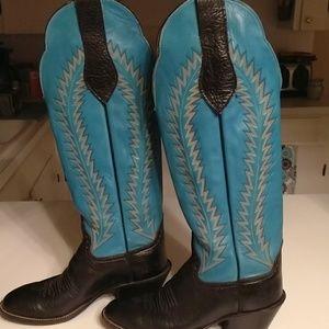 Hondo Cowboy  Boots Vintage size 10